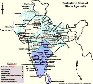 663px-Prehistoric_sites_of_Stone_Age_India