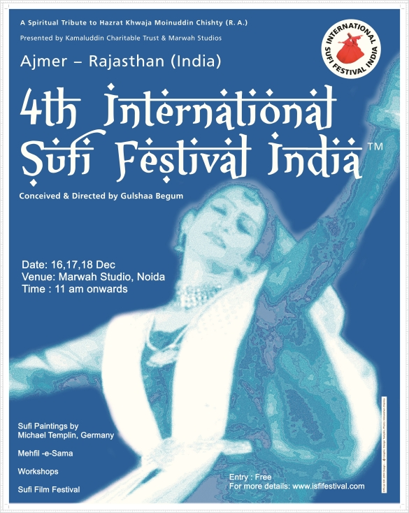Blue Poster ISFI 2014